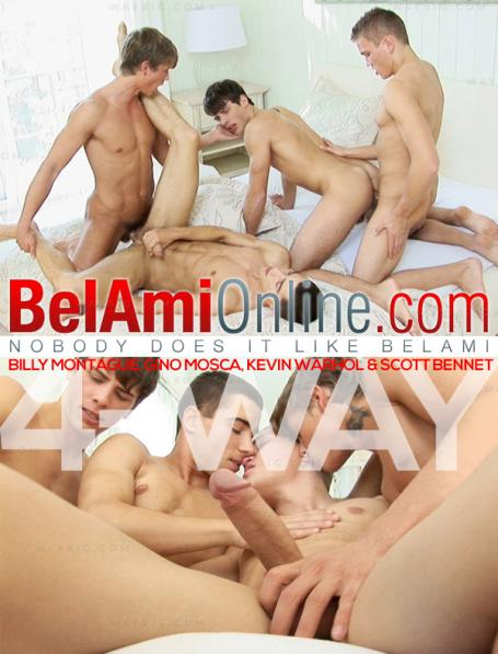 52c84c68315c9 BelAmi   Billy Montague,Gino Mosca,Kevin Warhol & Scott Bennet