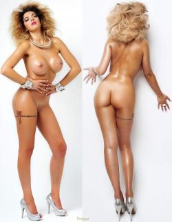 Ana Anginas Reportaje Desnuda