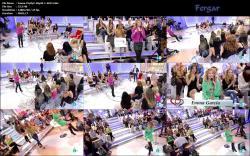 Emma García Video Minifalda y Minivestido Con Botas