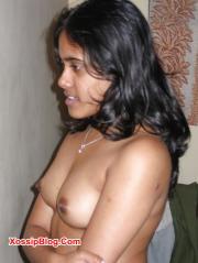 Indian Wife Nude on Honeymoon