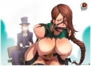 Updated Porn Artwork by Kamina1978