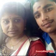 Mallu Bhabhi Nude Selfie with Devar