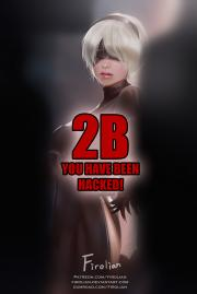 2B You Have Been Hacked by Firolian